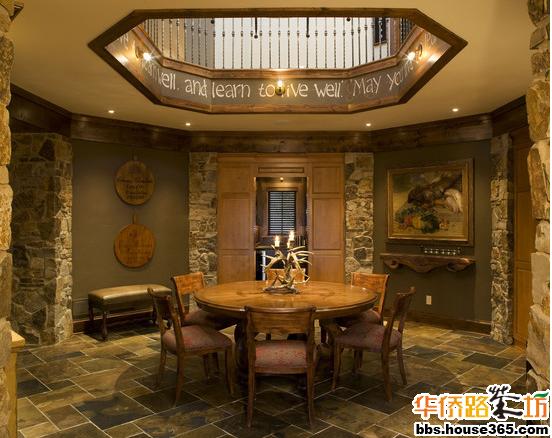 客厅装修之瓷砖地面效果图3