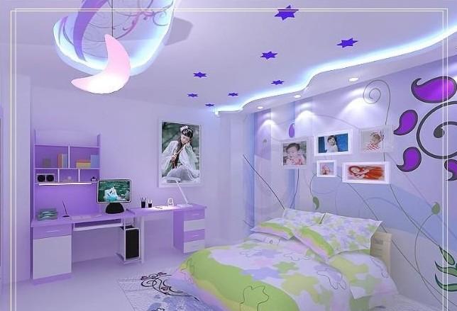 女孩儿童房间设计