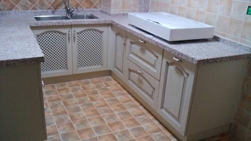 南京欧栎门板之欧栎橱柜---实木橱柜实木多层板去污剂家具图片