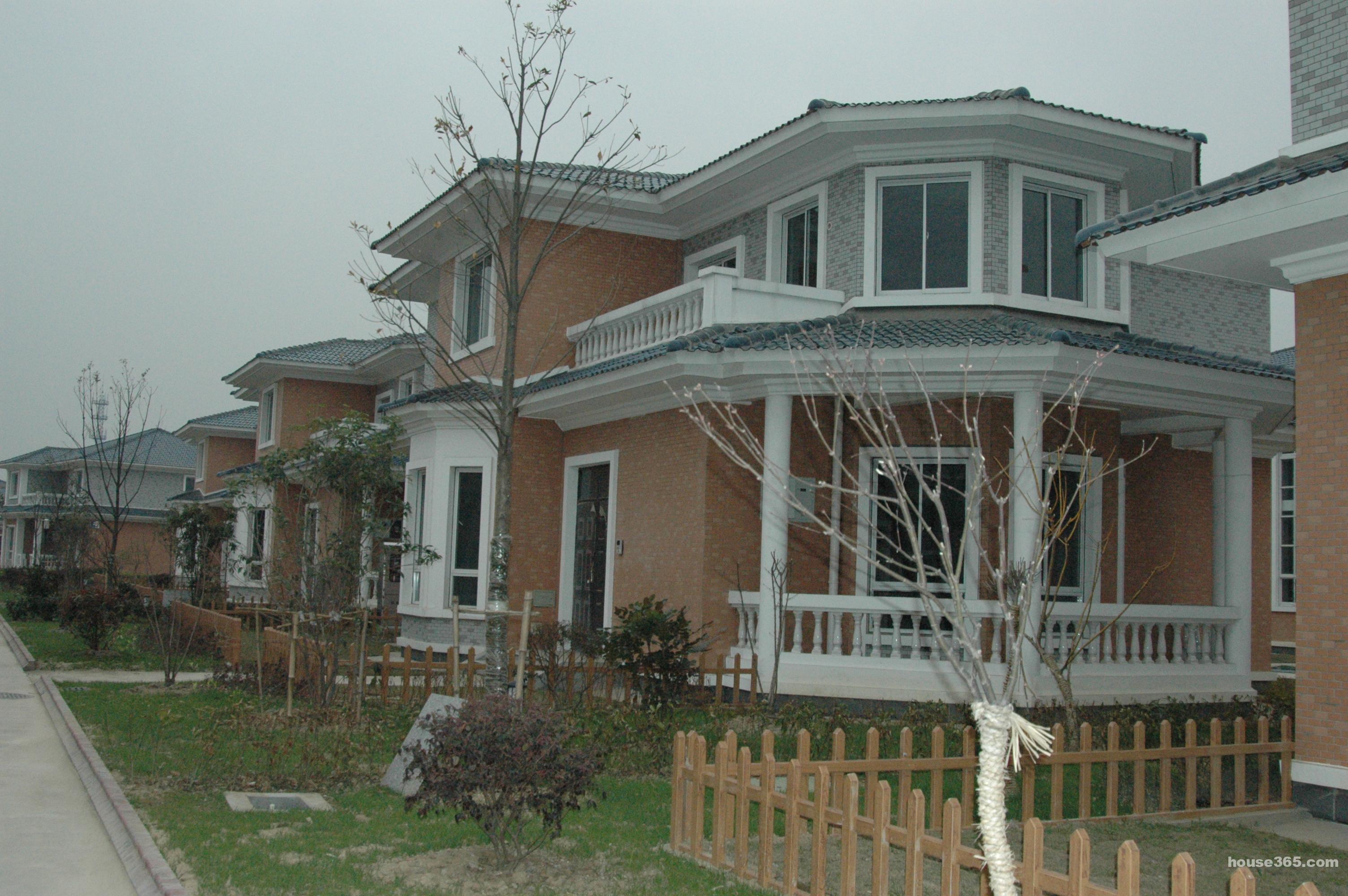 欧式二层独立别墅,常武地区最低价