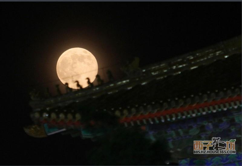 最圆最大的月亮