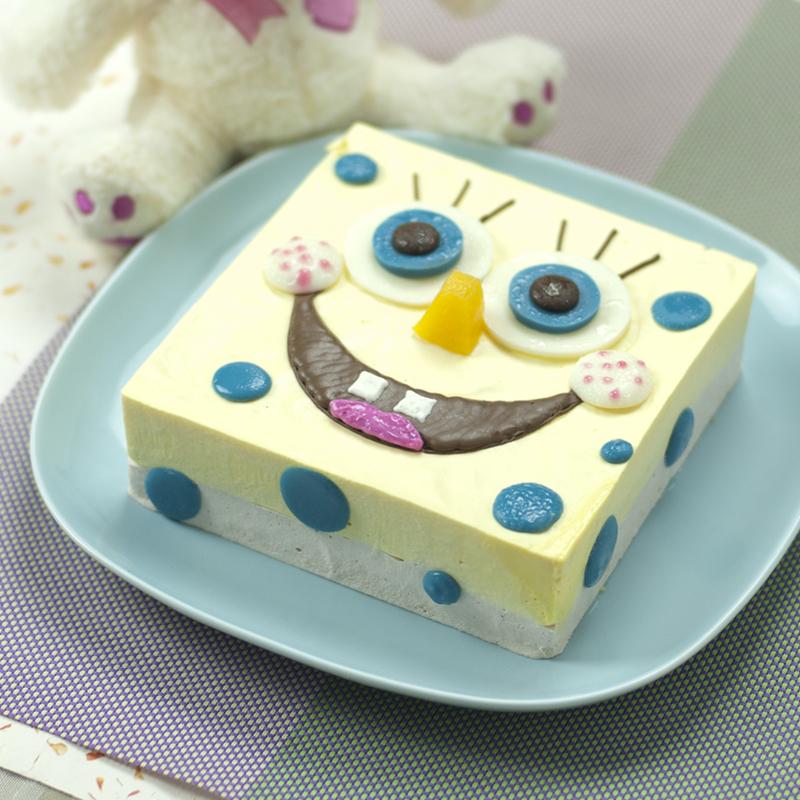 幼儿园手工创意泥蛋糕图片