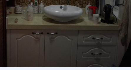 定制卫浴柜 阳台柜 洗衣柜