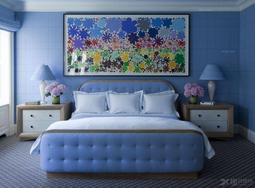 【华迪装饰】2014欧式装修效果图以及欧式蓝色设计