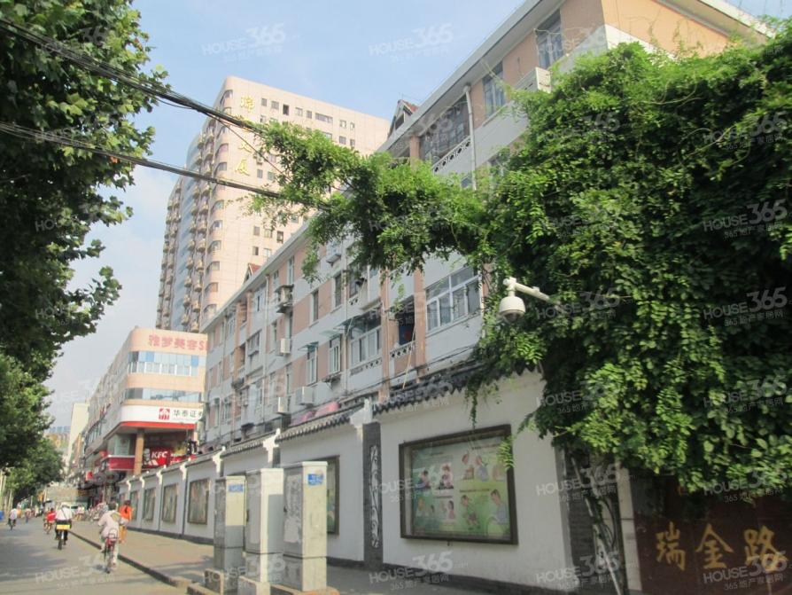 瑞金大厦2室2厅1卫82平米简装产权房1998年建