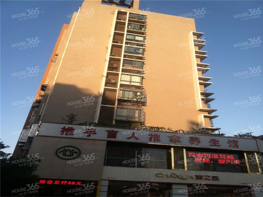 明城华贵园3室2厅1卫20平米整租精装