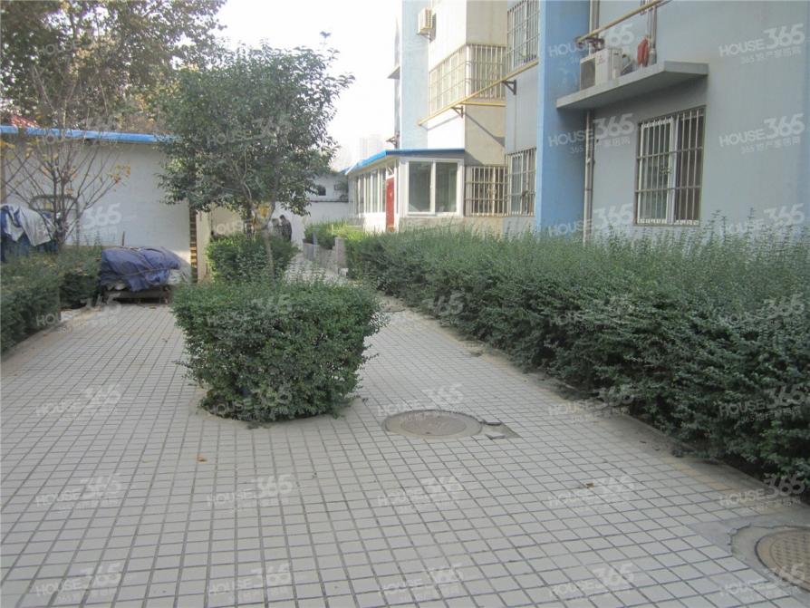 小区环境实景图