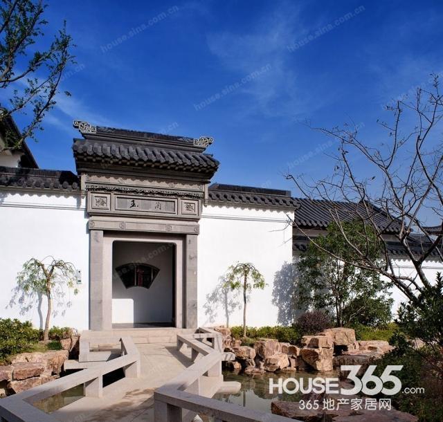 收藏马斯兰德温州拙政园实力顶级别墅俯瞰一苏州售在别墅图片