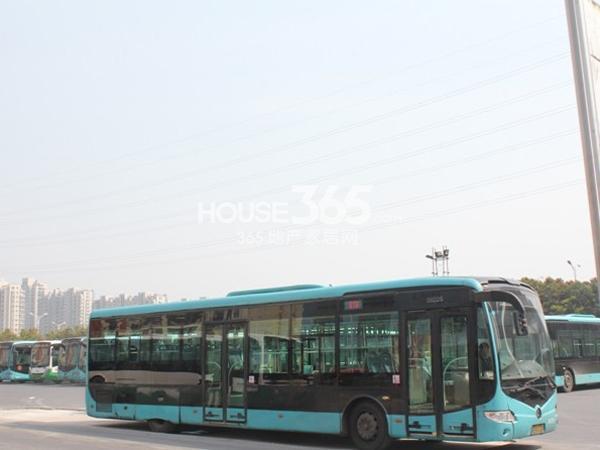 地铁 常州/BRT公交回车场