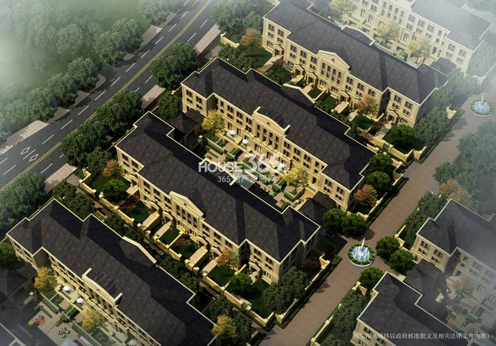 北京莲园平面图