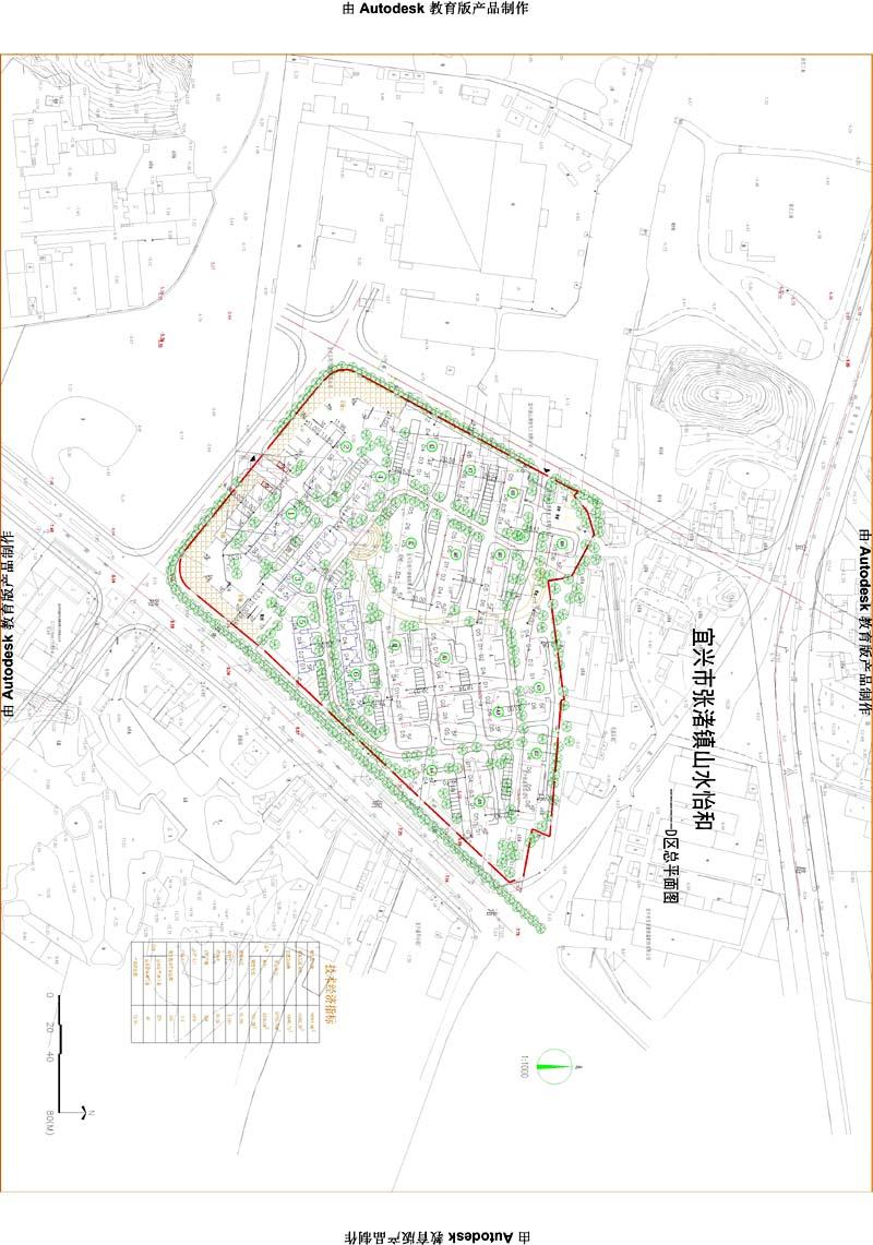 一、项目概况 张渚山水怡和小区D区位于张渚镇,项目具体位置:东至渚钢路、南至健康路、西至规划道路、北至空地。规划用地约5.43公顷,建筑规模约6.5万平方米,容积率1.,195,建筑密度26.76%,绿地率39.2%。总平规划充分结合地块周边环境;建筑风格统一、现代,外观新颖典雅。现根据《中华人民共和国城乡规划法》及《江苏省城市规划公示制度(2009)》将该项目规划方案予以公示。请关心城市规划建设的市民、法人及其他组织,在公示之日起10日内将有关意见和建议反馈给我局村镇规划科。 二、公示地点 宜兴市规划局