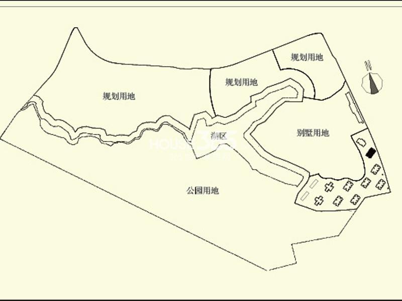 融创青岛平面图