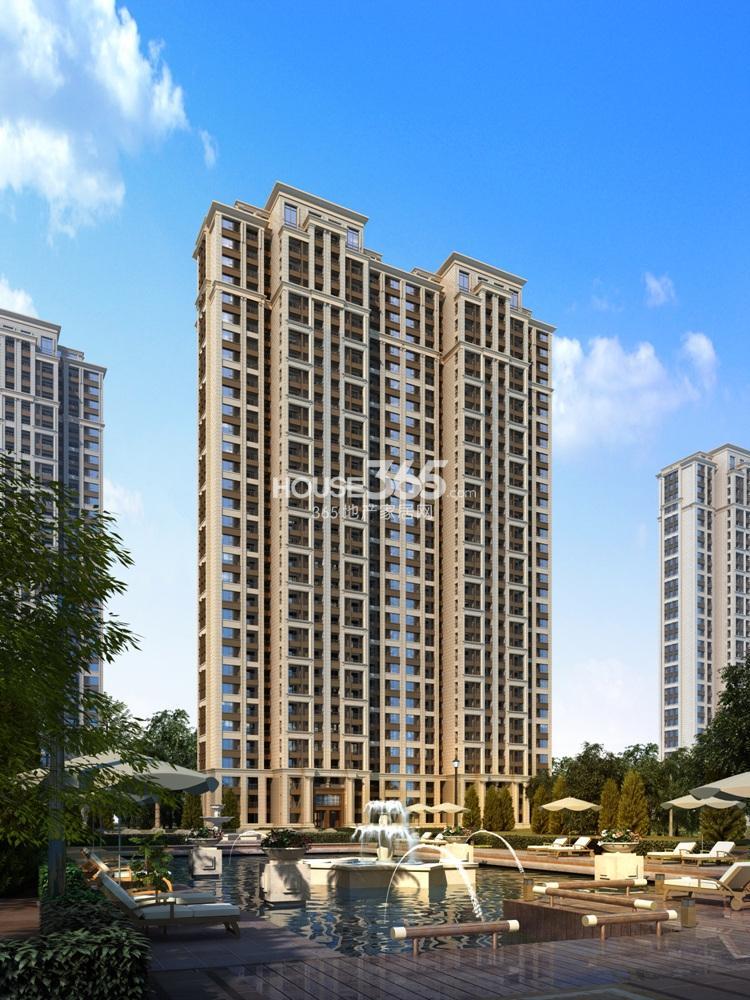 弘阳上湖 高层住宅户型面积80 130㎡ 高清图片