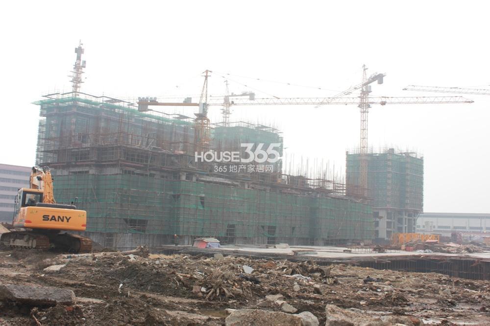 旭辉美澜城平均建至4层左右(2.20)