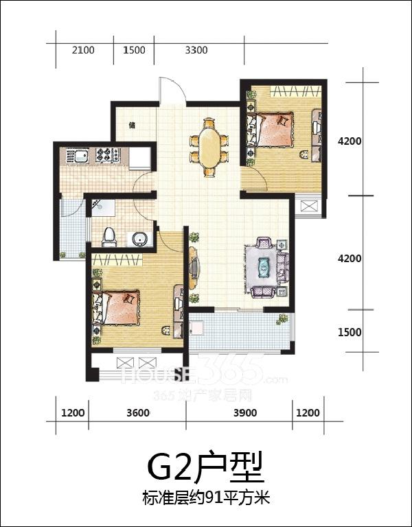 和谐家园G2型
