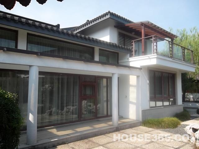 中式庭院别墅【天伦随园】占地两亩 风水好 彰显贵气图片