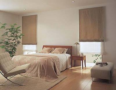 卧室日式装修风格 12款清爽和风让你心情大好高清图片