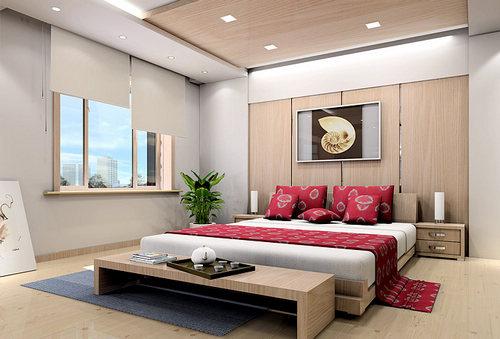 20平米卧室装修图片 精彩案例打造完美睡眠环境