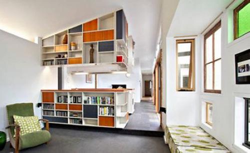 家居隔断装修效果图 10款巧妙设计帮你忙