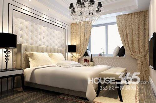 欧式卧室装修效果图 15例迷人设计让你放松身心-365