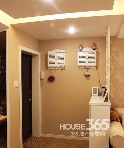 80平米装修费用仅12万 简欧两居室清新舒适
