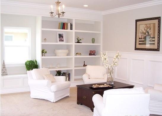 > 【三室一厅装修样板房】为春天装修的你们所准备的!