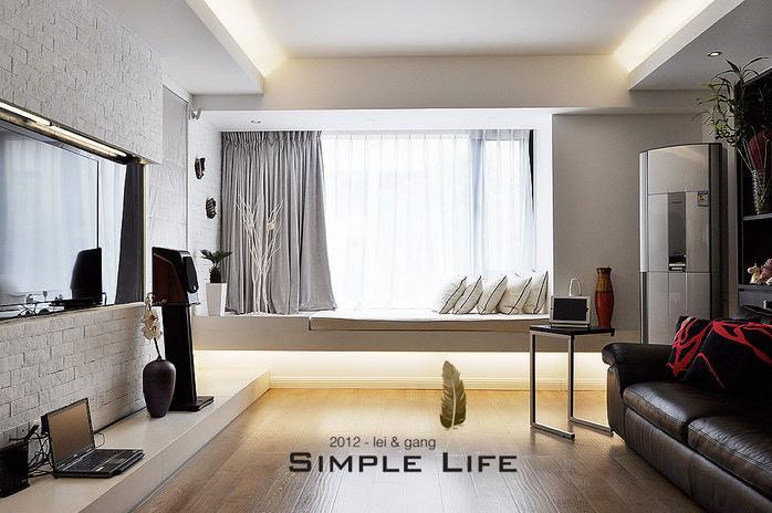 2013年选择春天装修,首选简约客厅装修效果图大全