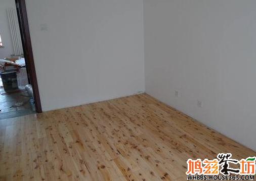 先装门还是先铺地板?