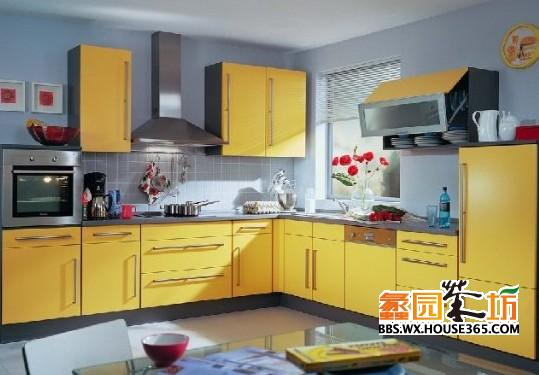厨房间装修图片