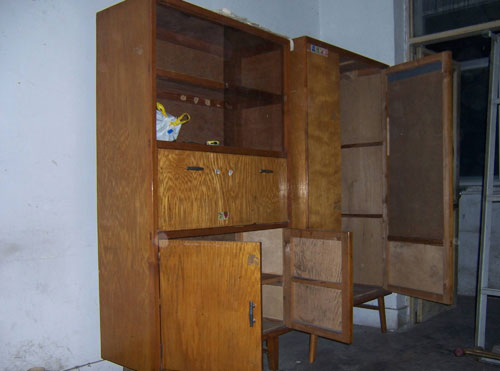 旧家具咋翻新